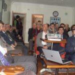 Yıldırım AĞANOĞLU NUN 24 Aralık2009 ''Balkanların Makûs Talihi Ve Göç'' Konulu Perşembe Sohbeti